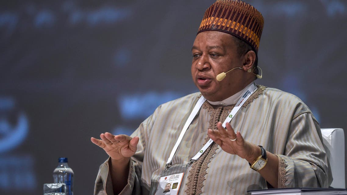 الأمين العام لمنظمة البلدان المصدرة للبترول (أوبك) محمد باركيندو