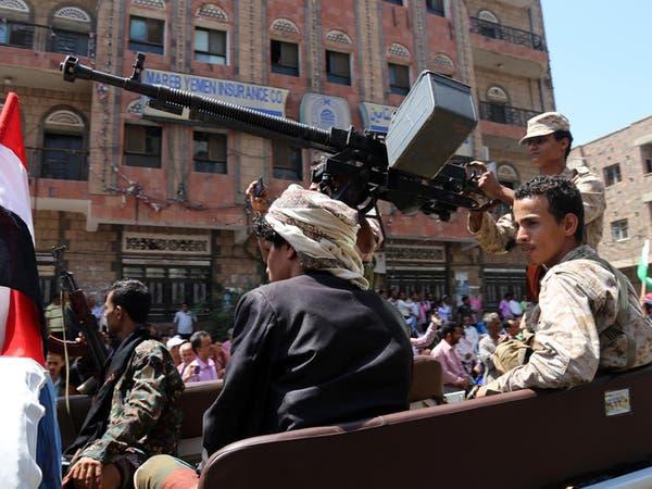 مقتل وجرح العشرات من الميليشيات في مواجهات بجبهات تعز