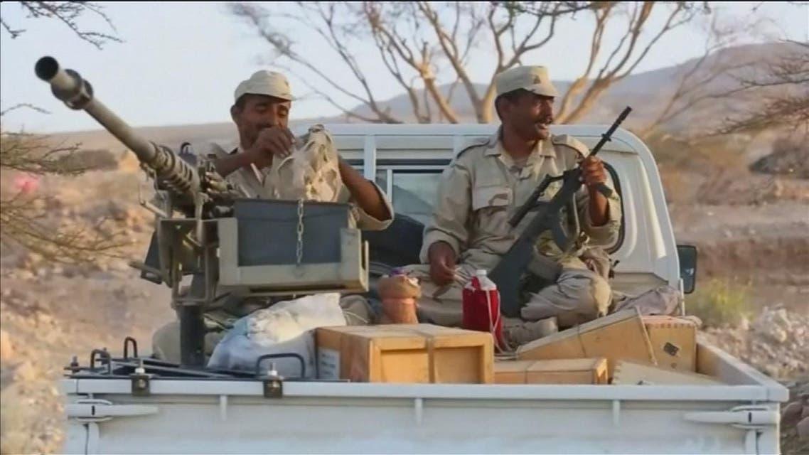 THUMBNAIL_ تدمير ثلاثة صواريخ أطلقتها الميليشات من اليمن
