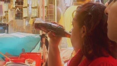 مخاطر المشروبات المحلاة
