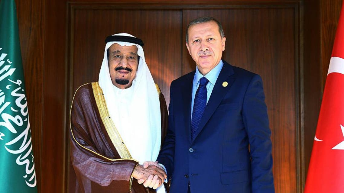 Saudi King Salman bin Abdulaziz and Turkish President Recep Tayyip Erdogan are set to meet and discussion regional security issues and enhance economic and political ties. (Reuters)