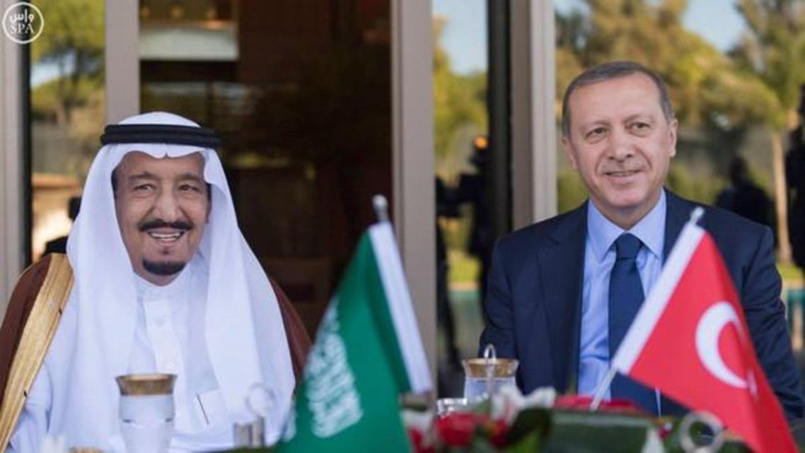 turkey and KSA