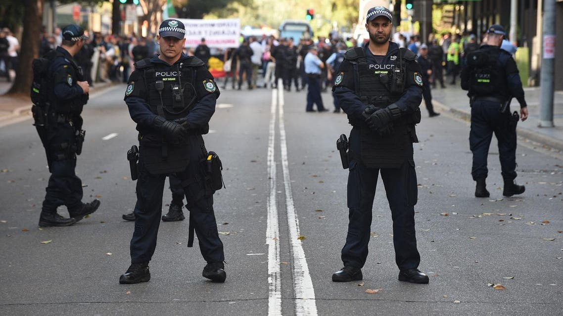 The Australian government has become increasingly concerned about homegrown extremism and the terror threat level was raised in September 2014. (AFP)