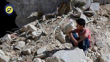 غارات على شرق حلب والمعارضة تنتقد تغييبها عن لقاء لوزان