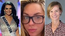 چار خواتین کا ٹرمپ کی جانب سے ہراسیت کا انکشاف
