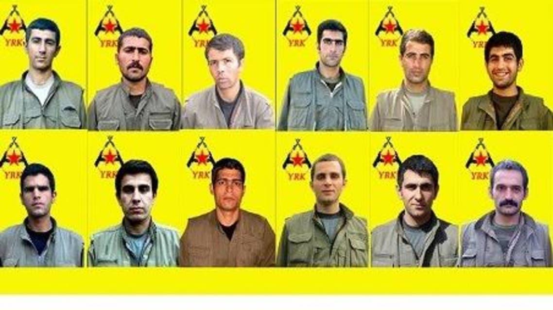 إيران أكراد