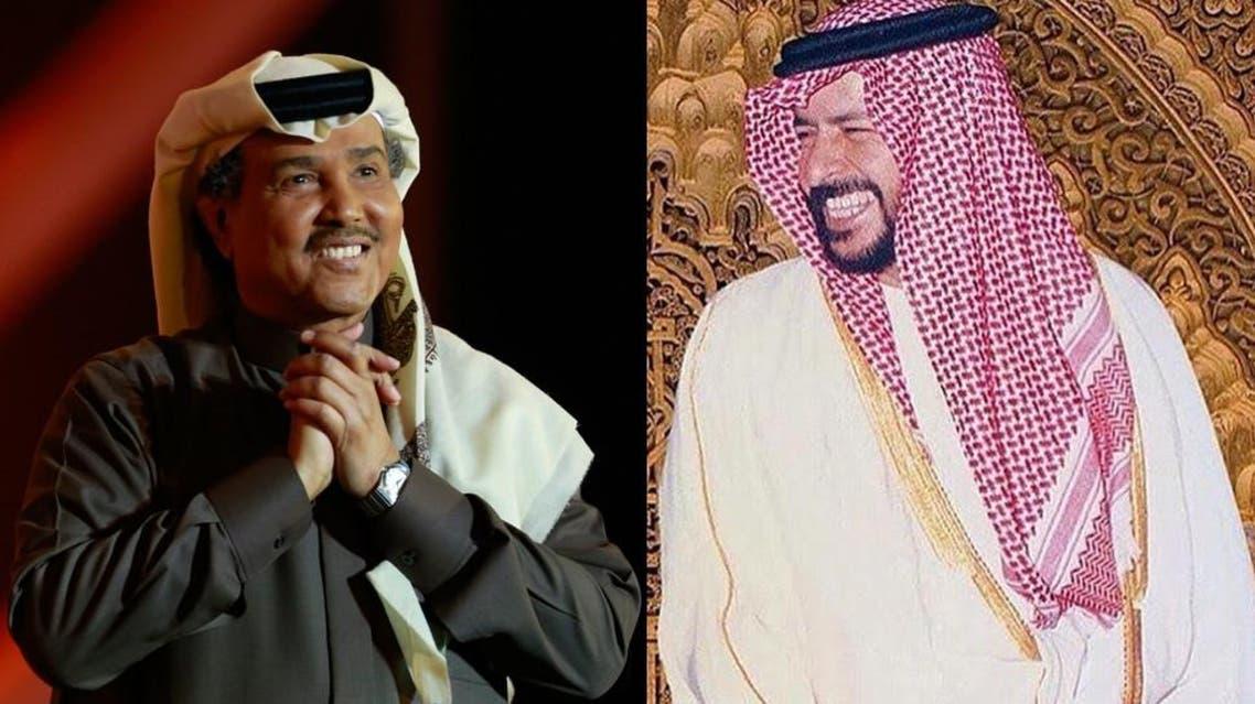 د. مانع سعيد العتبية ومحمد عبده