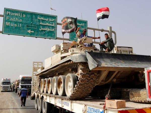 معركة الموصل.. ترقب لانطلاق ساعة الصفر