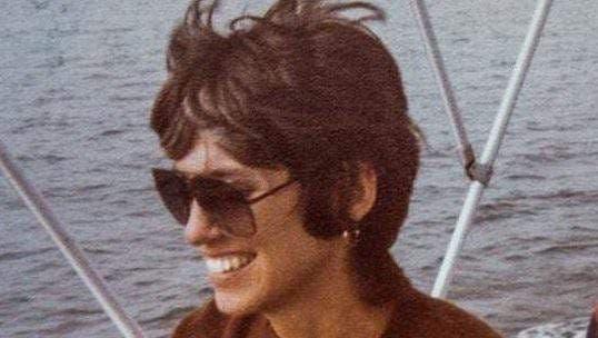 جيسيكا ليدز في لقطة تعود لفترة شبابها