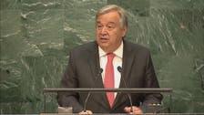 اقوام متحدہ کے نئے سکریٹری جنرل نے پہلے انٹرویو میں کیا کہا؟