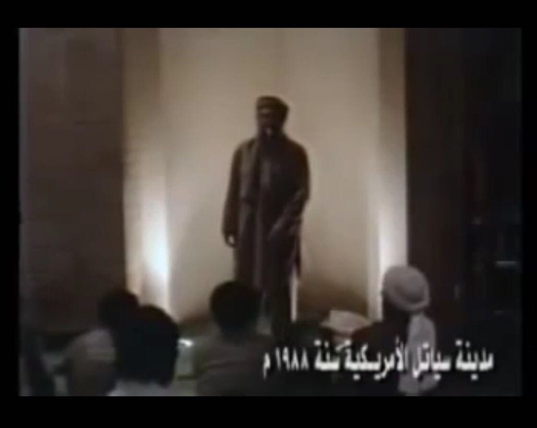 عبدالله عزام في سياتل