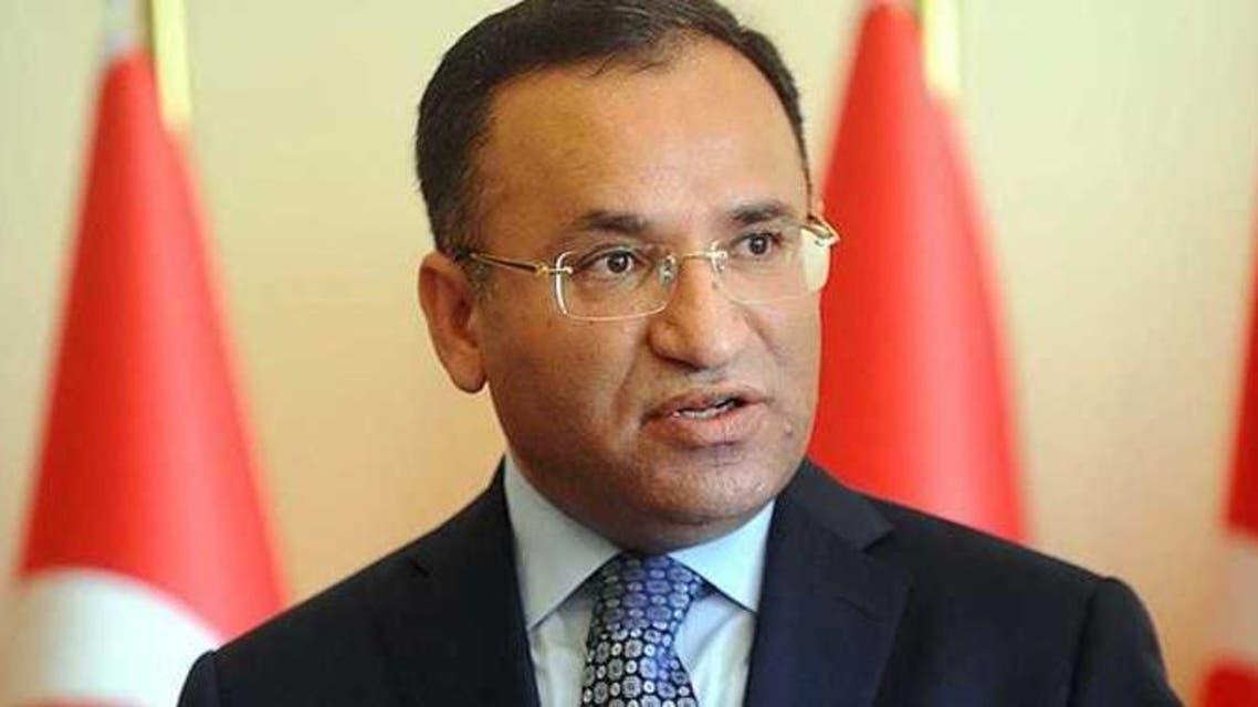 وزير العدل التركي بكر بوزداج