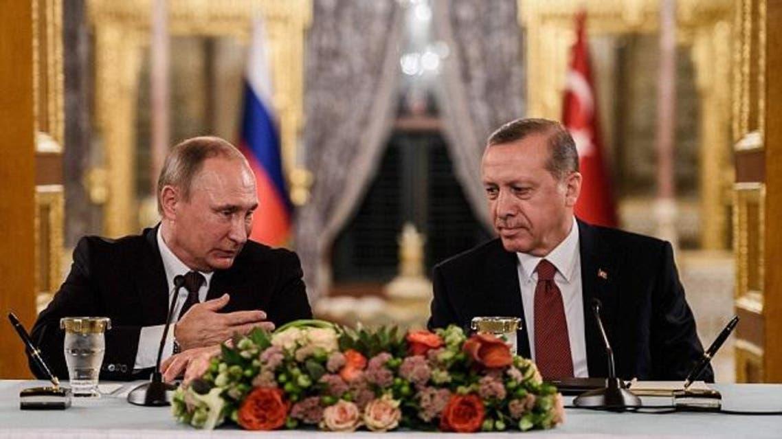 أردوغان و بوتين 3