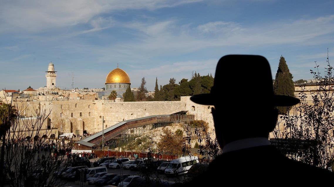 UNESCO resolutions refers to 'Occupied Palestine to safeguard the Palestinian cultural heritage and the distinctive character of East Jerusalem'. (Reuters)
