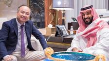 سعودی سرمایہ کاری فنڈ اور سوفٹ بنک کا مشترکہ ویژن تشکیل