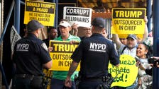 Trump endorsement by police group exposes divide among ranks