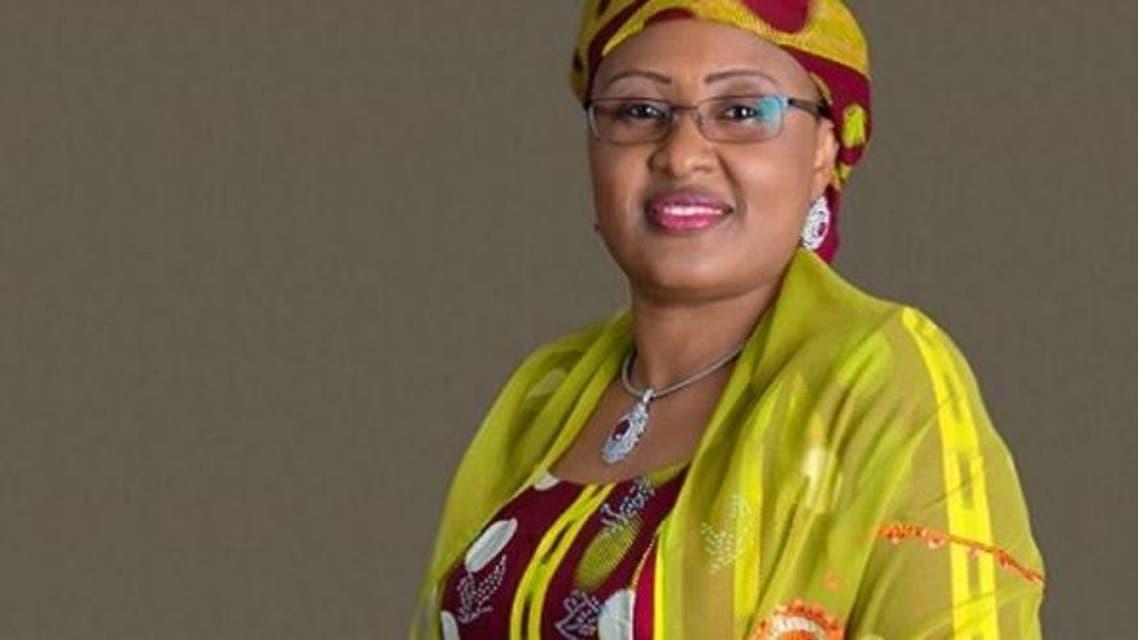 السيدة الأولى نيجيريا