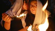 Merkel calls for protected zones for Yazidis in northern Iraq