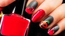 Get fierce and frightening with spooky Halloween nail art