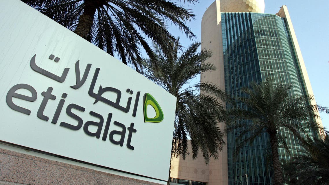 Etisalat main tower locates in down town Dubai, Tuesday Oct. 17, 2006, United Arab Emirates. When telecom regulators in this country cut access to the popular Internet phone program Skype last month, it triggered an uproar among foreigners who found themselves choosing between giant phone bills or losing touch with families. (AP)
