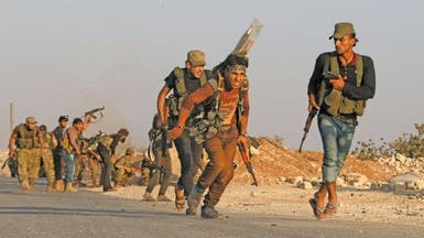 """المعارضة السورية تحرر """"دابق"""" أرض داعش الموعودة"""
