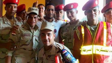 قصة صورة محمد رمضان في الجيش المصري!
