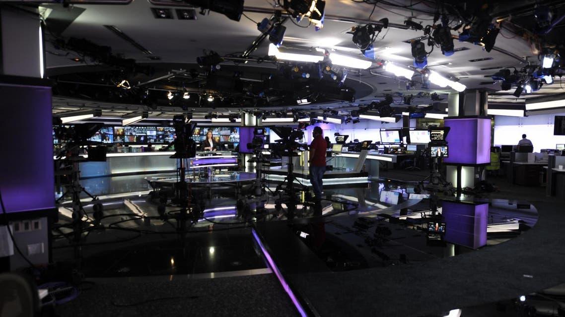 al arabiya newsroom