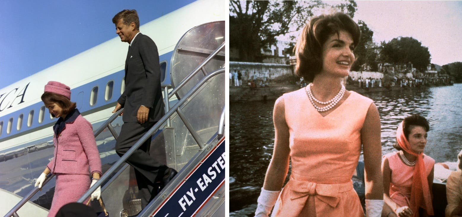 AFP HAND OUT CECIL STOUGHTON-WHITE HOUSE PHOTOGRAPHS/JOHN F. KENNEDY PRESIDENTIAL LIBRARY AND MUSEUM