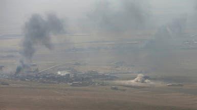 التحالف الدولي: لا ندعم الحشد الشعبي في العراق