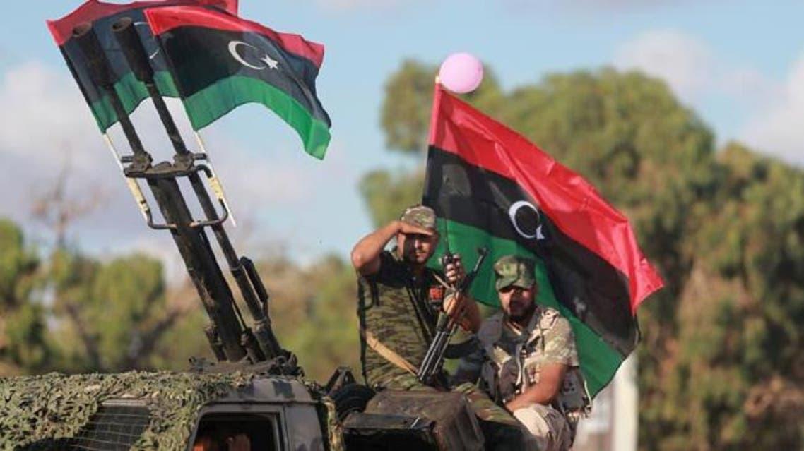 انشقاق في ليبيا- المن الرئاسي ينشق عن السراج
