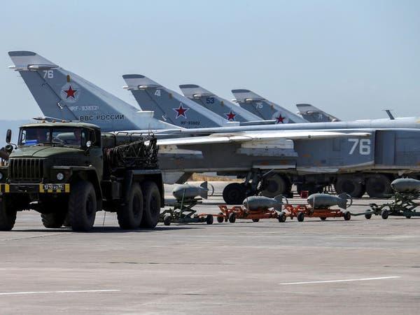 الجيش الروسي: قضينا على 35 ألف مقاتل في سوريا