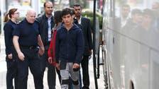 "First 14 unaccompanied children from Calais ""Jungle"" reach Britain"