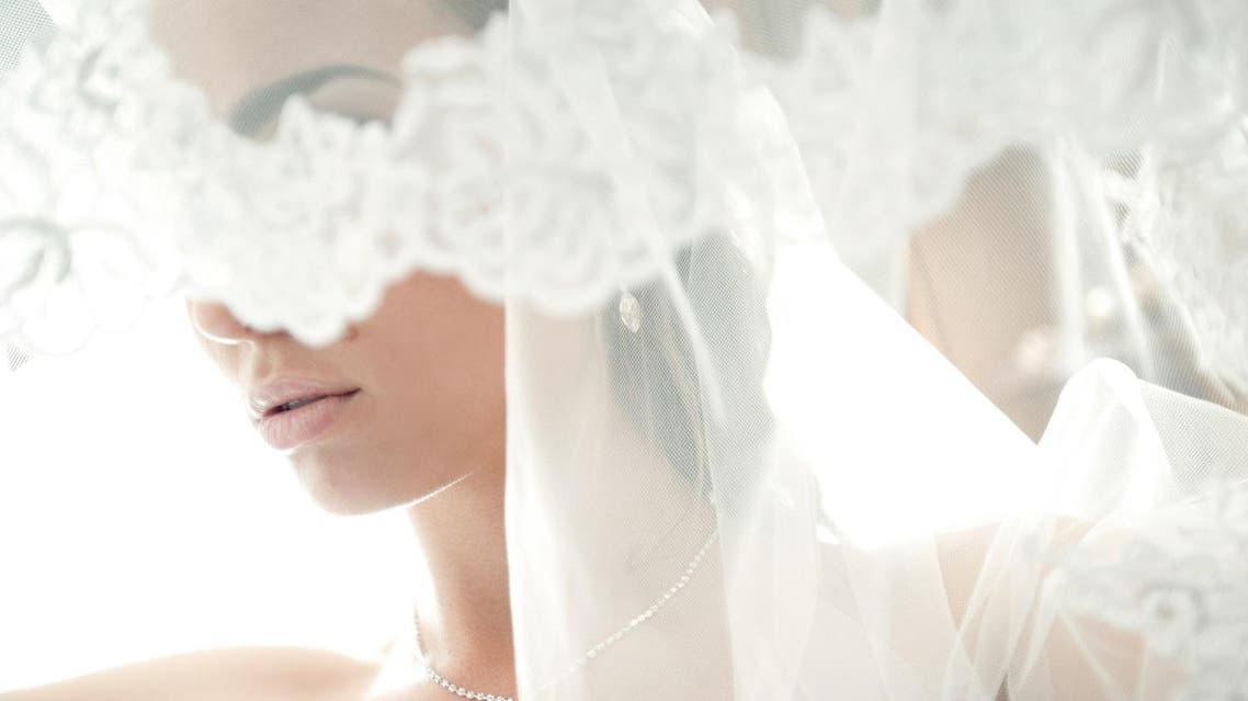 veil marraige wedding shutterstock