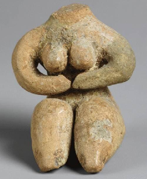 الآلهة الأم في بلاد الرافدين 8000 ق.م