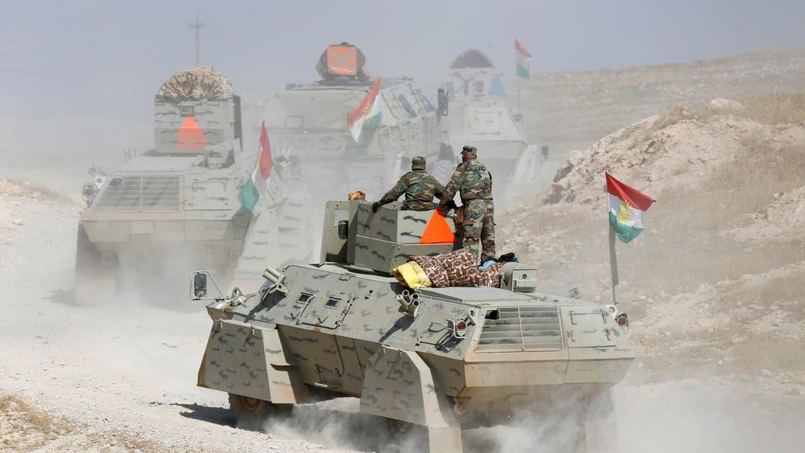 البيشمركة الموصل