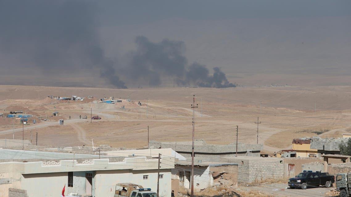 من عمليات تحرير الموصل 17 اكتوبر 2016