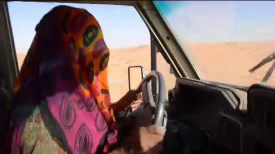 wazna saudi woman driving
