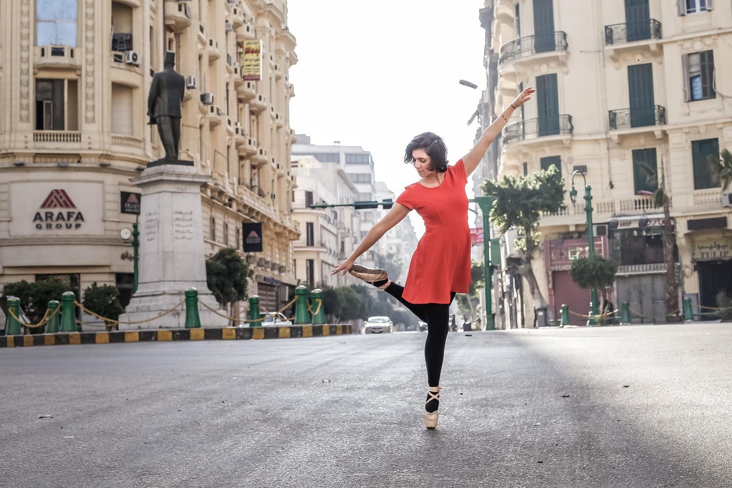 Courtesy: Ballerinas of Cairo/ Mohamed Taher/ Ahmed Fathy