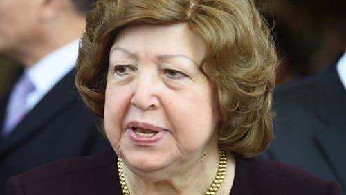 نجاح العطار نائبة الأسد