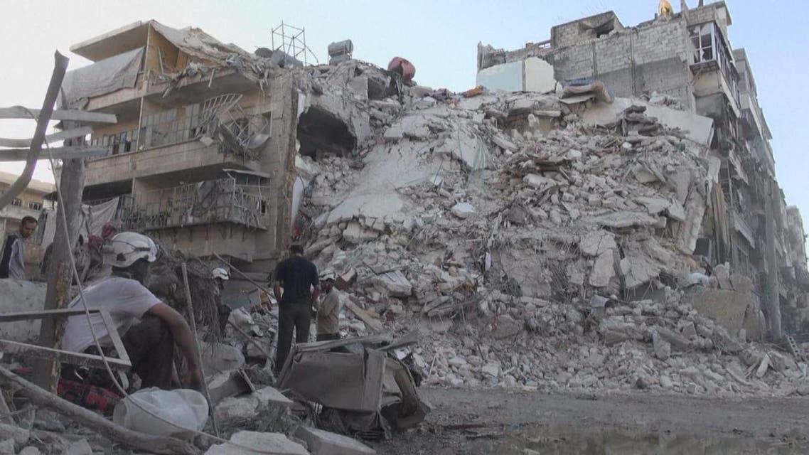 THUMBNAIL_ روسيا تعلن عن هدنة إنسانية الخميس القادم في حلب مدتها 8 ساعات