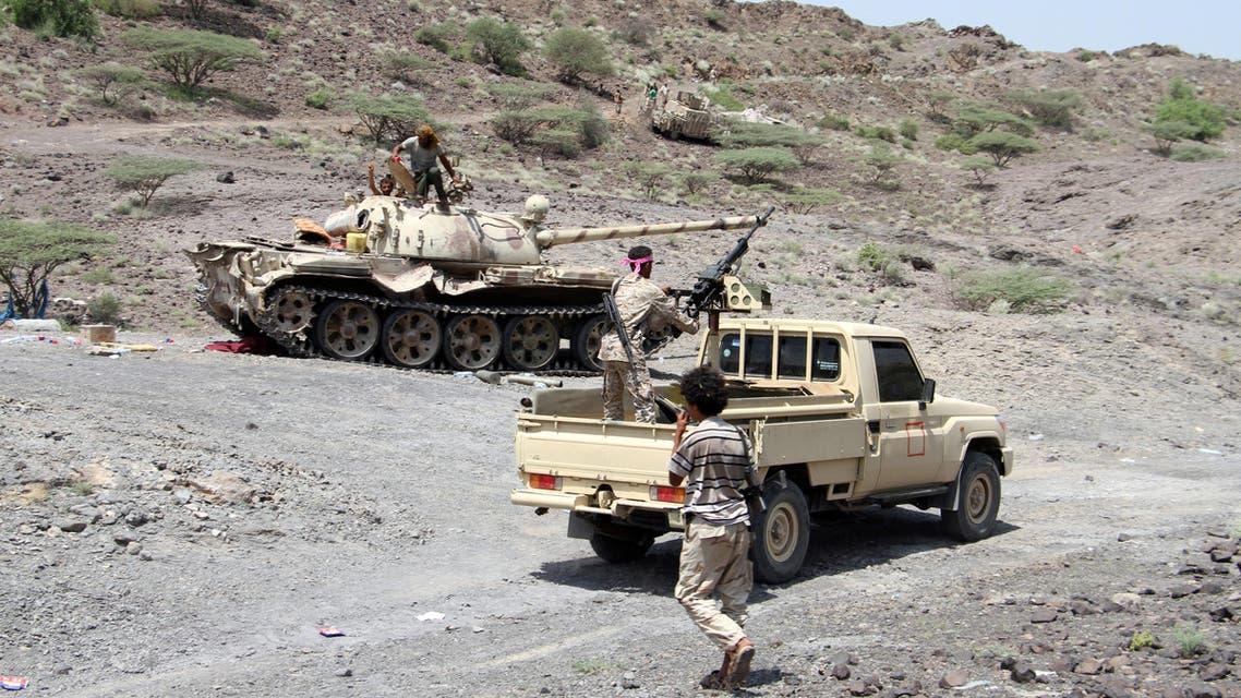 الجيش اليمني بين تعز و لحج اليمن الجيش الوطني اليمني