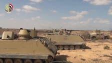 مصر.. مقتل 4 من الجيش والشرطة في هجومين بسيناء