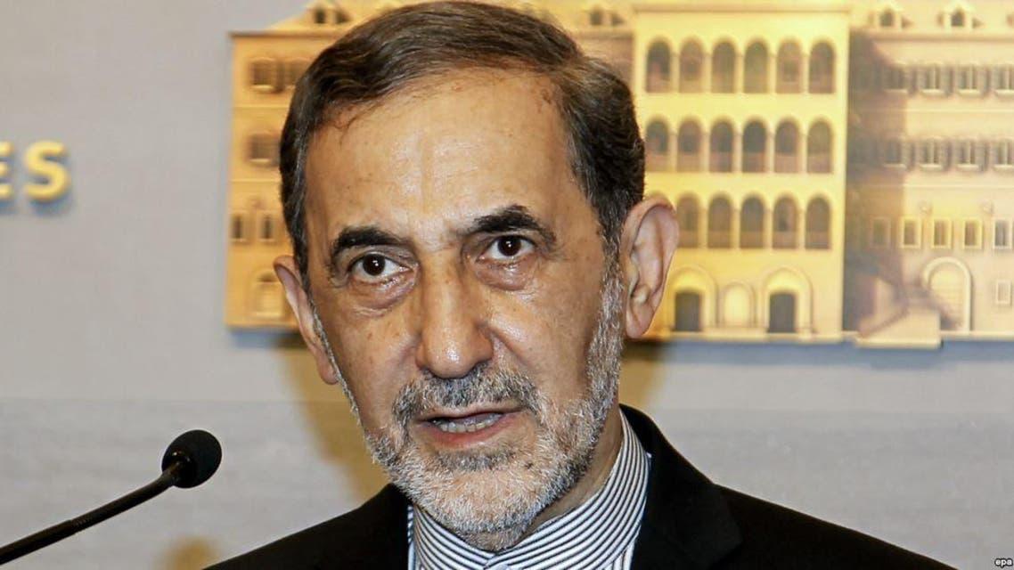 وزير الخارجية الإيراني الأسبق علي أكبر ولايتي ومستشار المرشد علي خامنئي