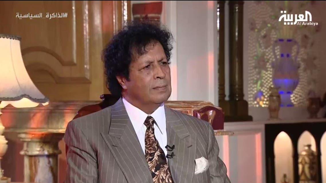 Ahmed Gaddaf al-Dam reveals to Al Arabiya how Egypt and Libya were once on the brink of war. (Al Arabiya)