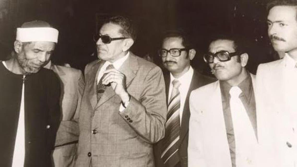 Algosaimi and Sheikh Hubert