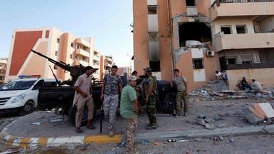 فصل جديد من انتحاريات داعش في سرت.. نساء وأطفالهن