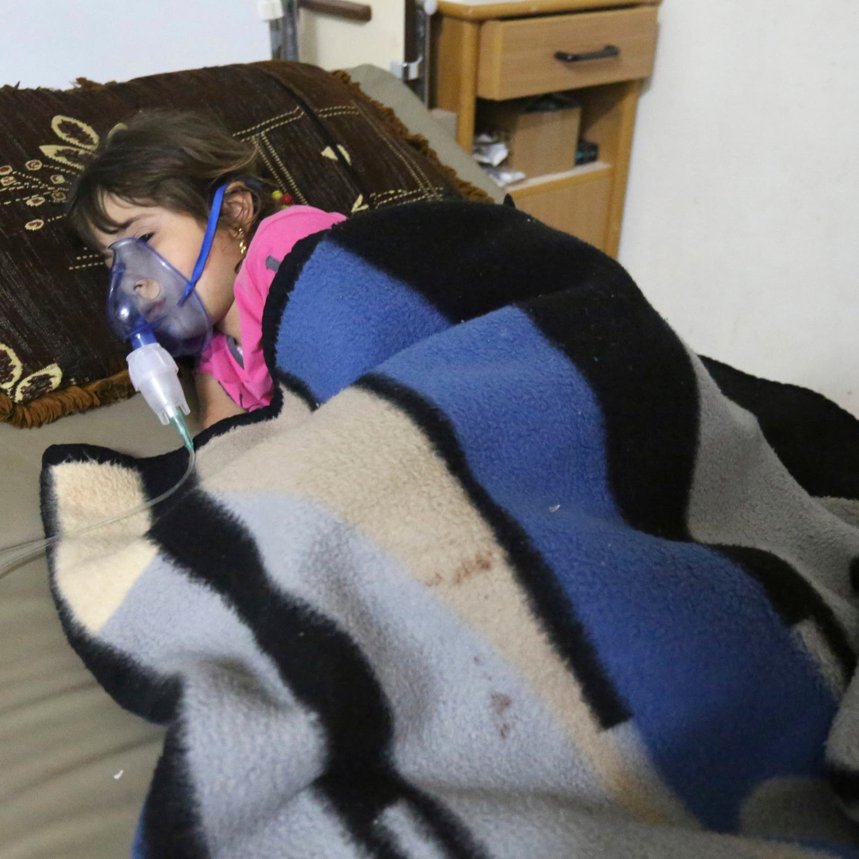 Chemical weapons body condemns Syria for using sarin, chlorine on village in Hama