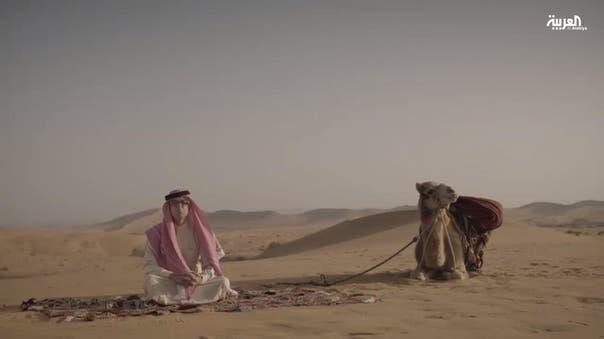 Dutch diplomat falls for Saudi Bedouin lifestyle