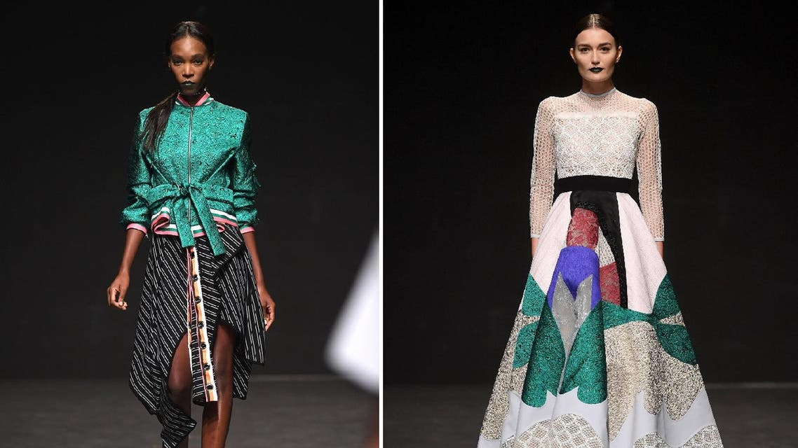 (Photos supplied by Fashion Forward Dubai courtesy of Getty Images)