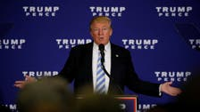 Trump uses policy speech to attack media, promises to sue accusers